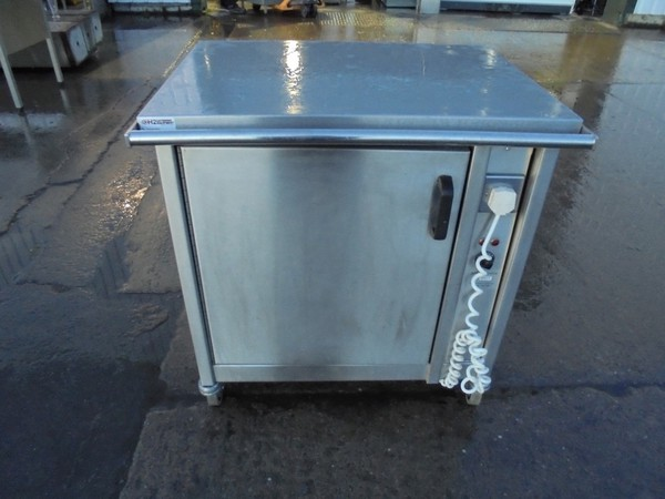 Stainless Steel Electric Hot Cupboard (6053)