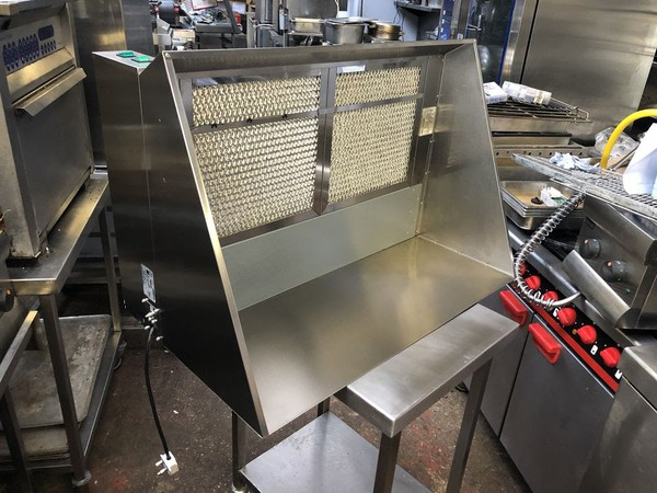 Secondhand Commercial filtration uni