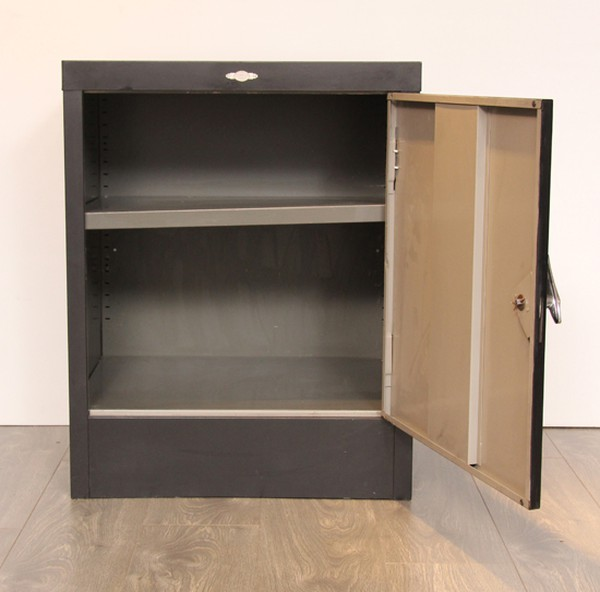 Reclaimed engineers cabinet