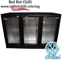Used 3 Door bottle cooler