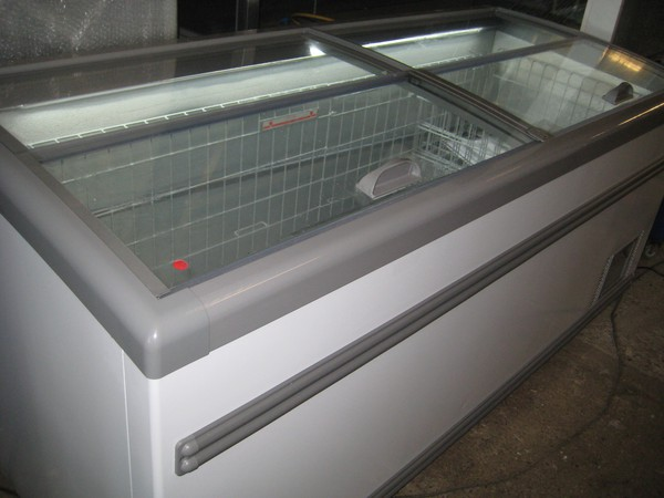 Used display freezer for sale