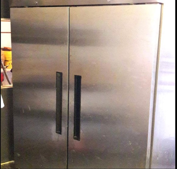 Double stand fridge for sale