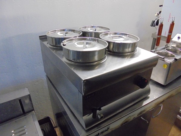 Electric bain marie for sale