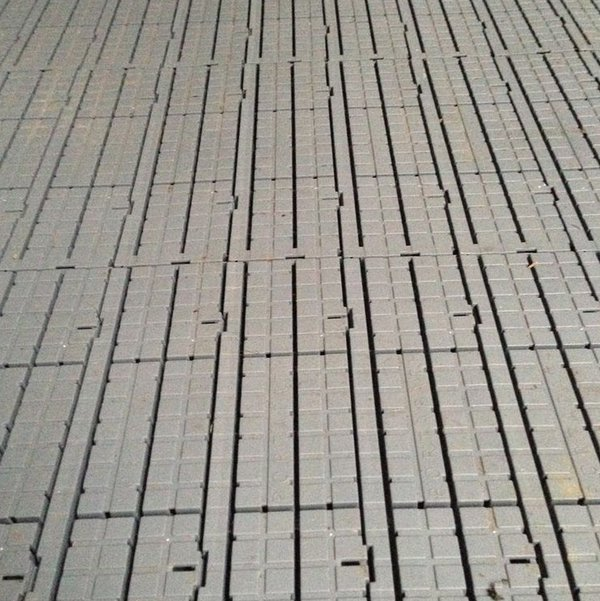 Plastic Floor