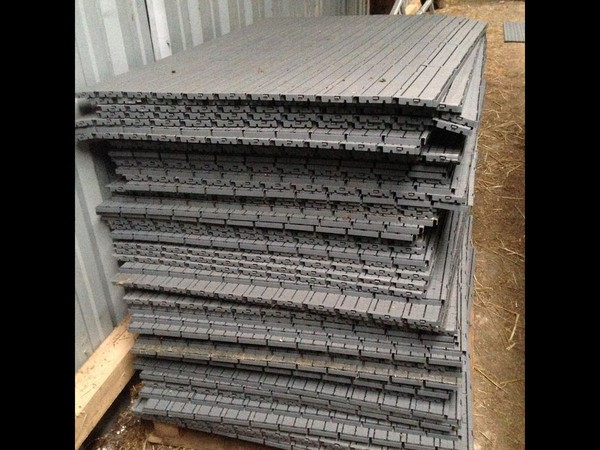 Stacked Porta floor