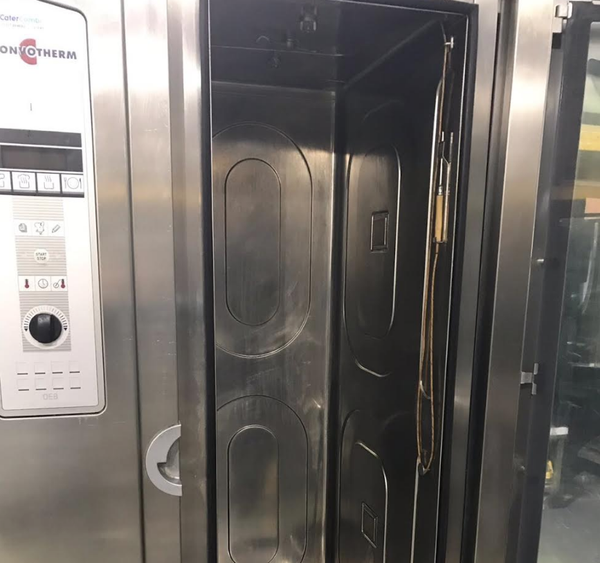 Commercial steam 20 grid oven