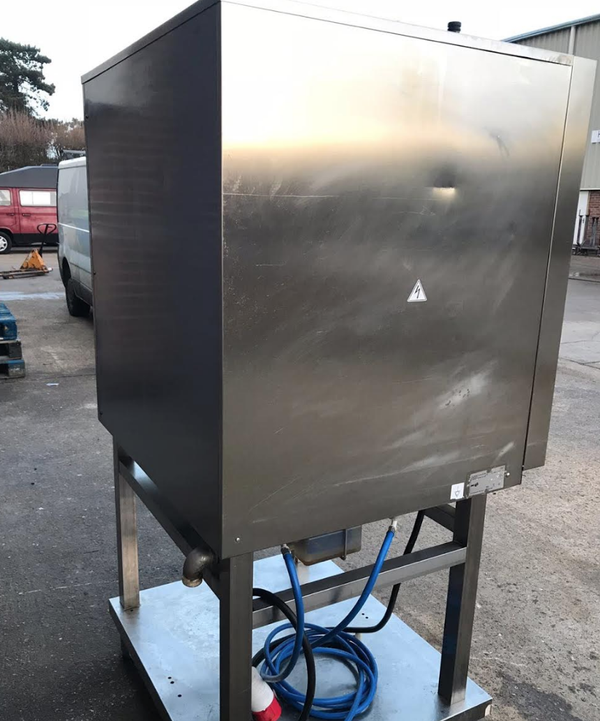 3 phase Electric steam oven