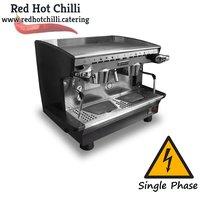 Rancilio 2 Group Coffee Machine