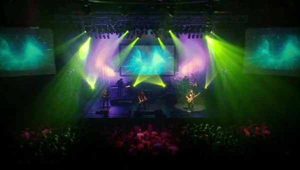 Expanding sound and lighting business