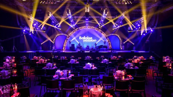Stage and lighting company for sale