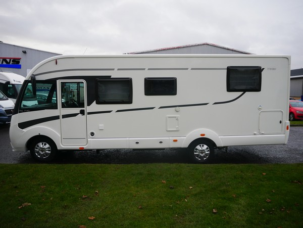 4 berth motor home