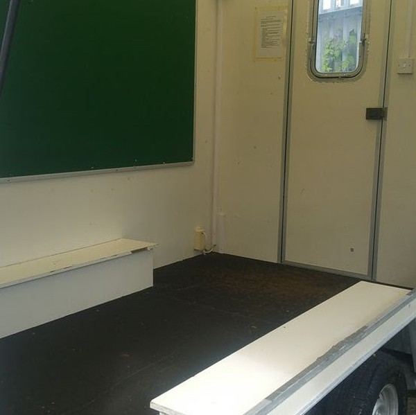 12ft x 5.5ft Show / Events Trailer