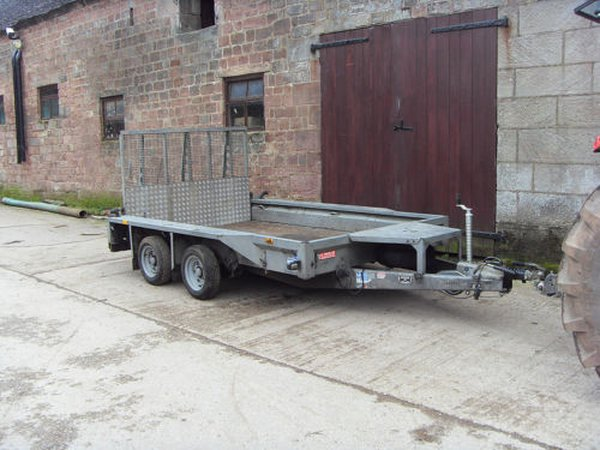 10Ft Plant trailer for sale