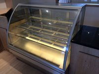 Display fridge for shop