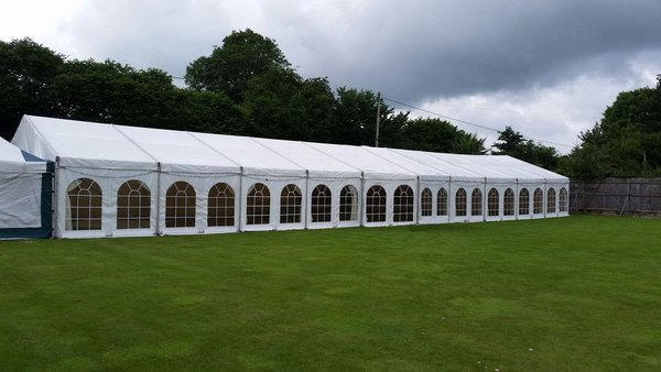 Used Hoecker marquee for sale