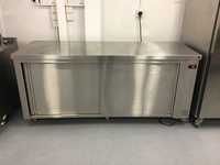 Commercial hot cupboard for sale