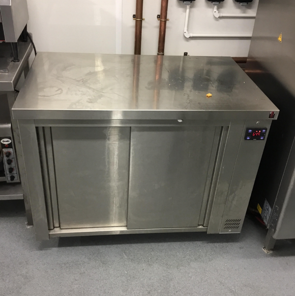 used hot cupboard for sale