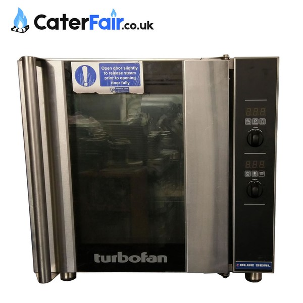 Turbofan E32D4 Electric Convection Oven