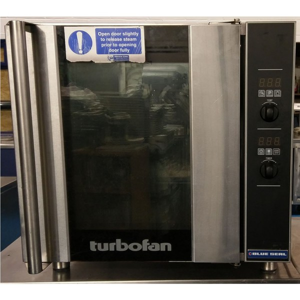 Used Turbofan E32D4 Electric Convection Oven