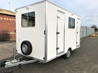 New catering trailer