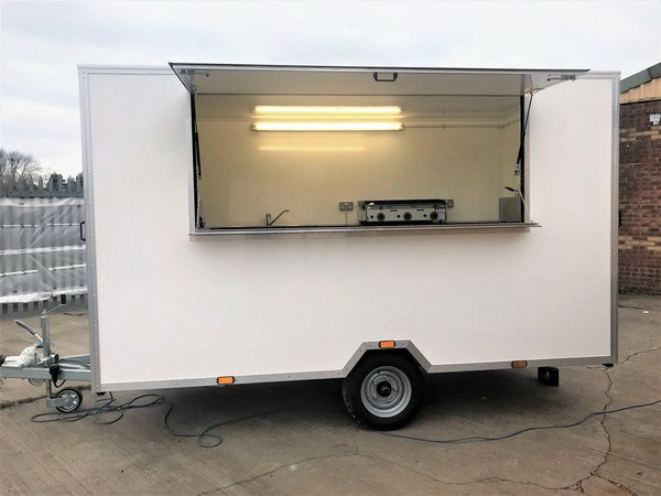New kitchen trailer