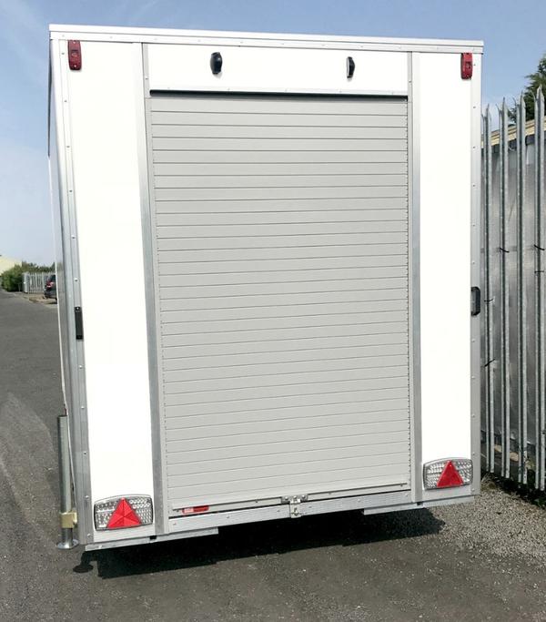 New box trailer scunthorpe