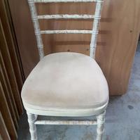 Chiavari seat pads