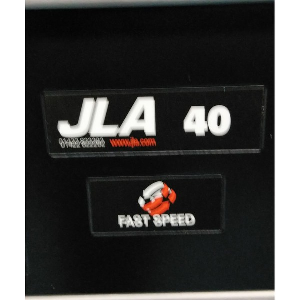 JLA 40 Front Loading Washing Machine