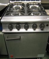4 Burner gas oven
