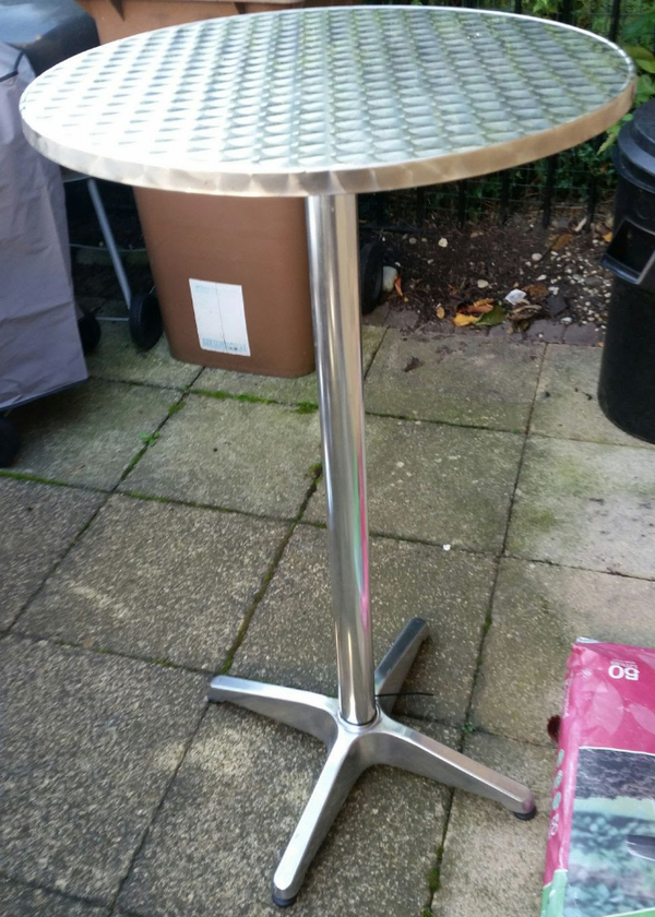 Used posuer tables for sale