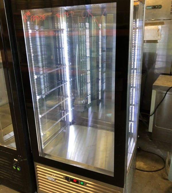 Refrigerated display cabinet for sale