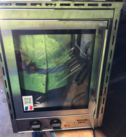 Roller Grill Commercial oven