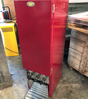 Secondhand wine dispenser