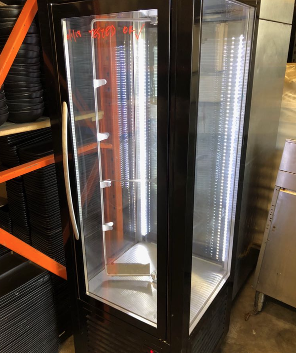 refrigerated display unit