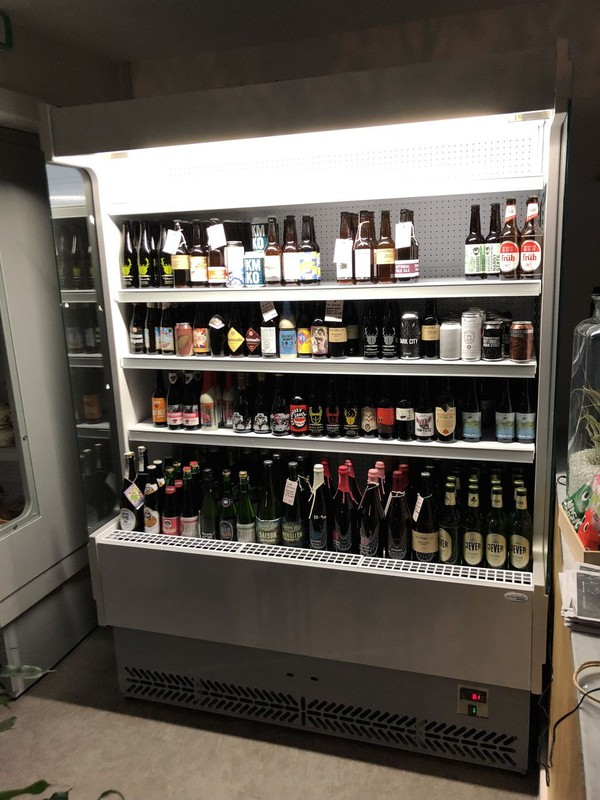 Multideck fridge leeds