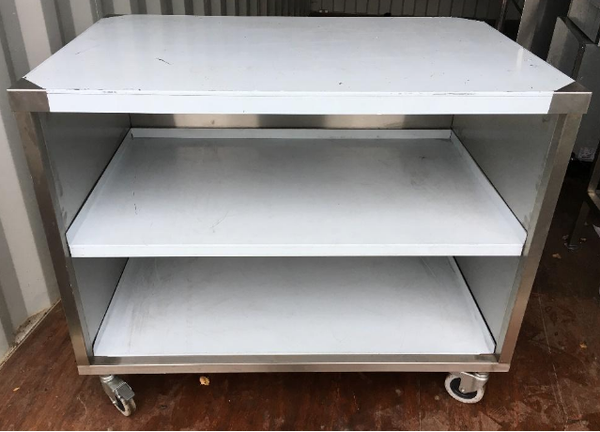 Mobile storage trolley for sale