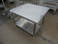 Used Stainless Steel Stand (6101)