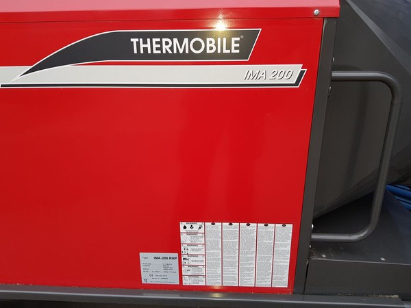Therrmobile heater Hull