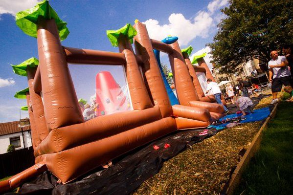 Large Bouncy Castle  for sale