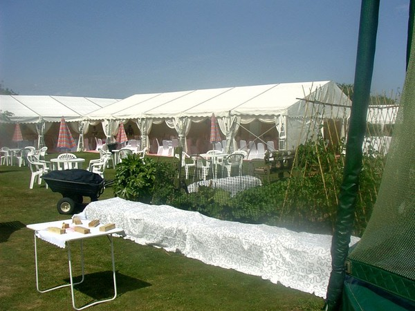 Established marquee business Milton Keynes