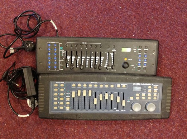 Lighting controllers for sale