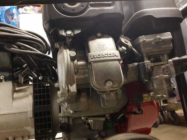 Petrol 8kva generator for sale