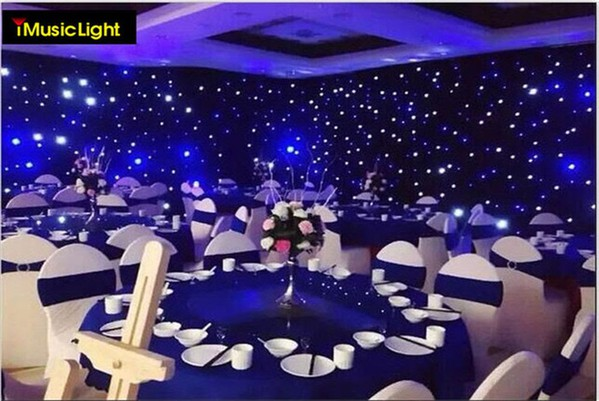 starlight back drop for black and white party