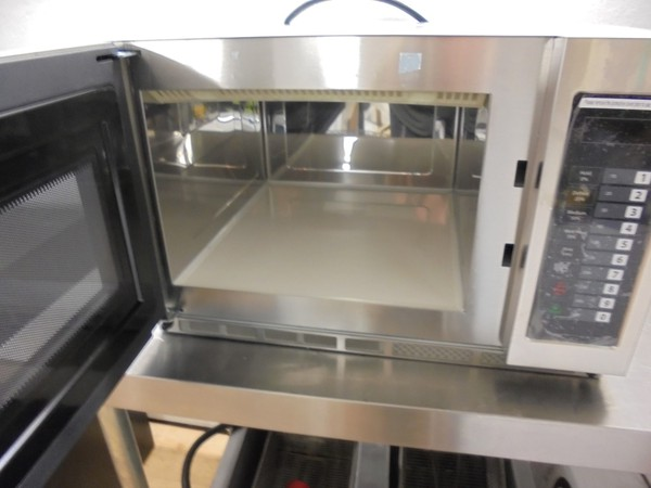 Commercial 1800w Microwave