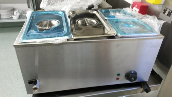 Tabletop bain marie for sale