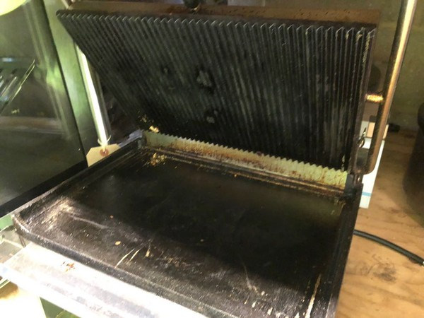 Contact grill for sale London