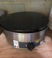 Gas crepe machine for sale