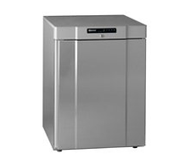 Compact under counter freezer