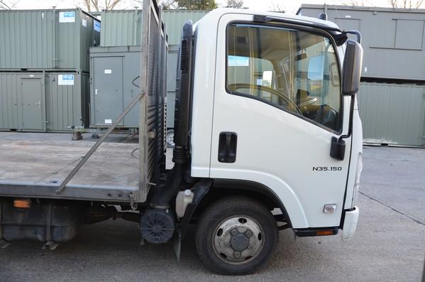Used 3.5ton van