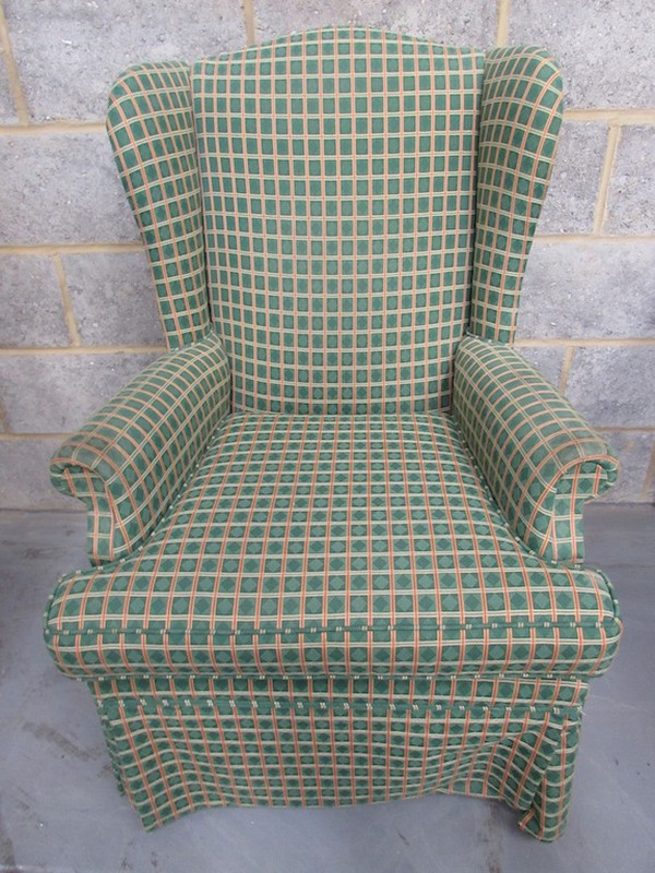 10x Wingback Chairs (CODE CH235)